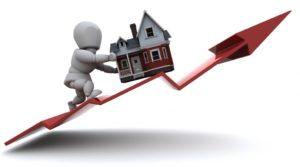Les taux immobiliers actuellement bas, attendent à une hausse