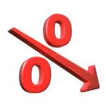 La baisse des taux de crédit immobilier se poursuit