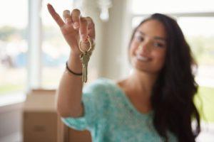 Villes favorisées des femmes souscrivant un prêt immobilier