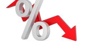 La baisse spectaculaire des taux immobiliers continue